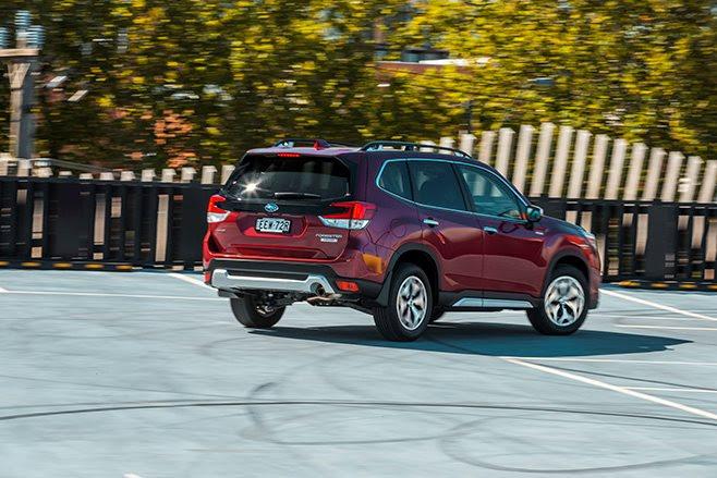 Subaru Forester Hybrid L