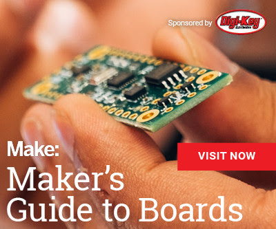 Make: The Maker's Guide To Baords