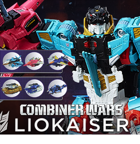 TRANSFORMERS LIOKAISER EXCLUSIVE