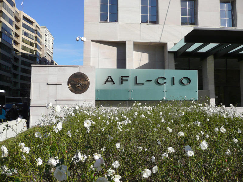 AFL CIO headquarters in Washington, D.C.