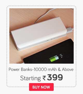 Power Banks | 10000mAh & Above