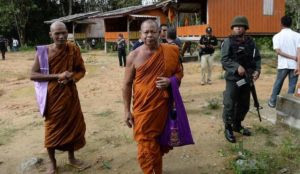 Thailand: Muslims storm Buddhist temple, murder two monks, injure two others