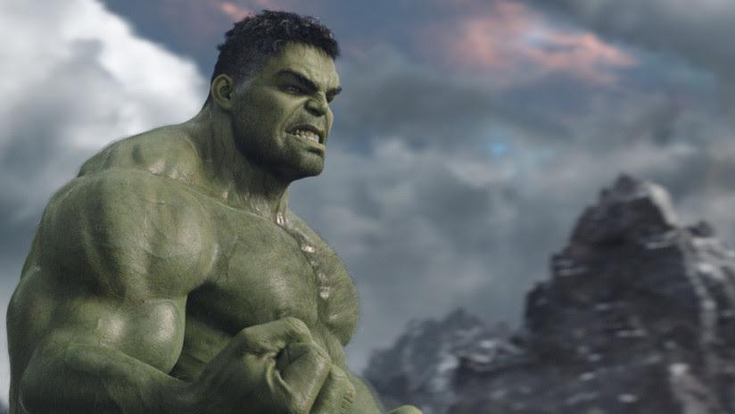El actor que interpreta a Hulk es 'despedido' por revelar el título de 'Los Vengadores 4'