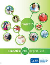 Diabetes Report Card Cover