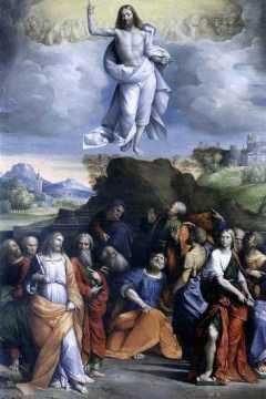 Garofalo: Wniebowstąpienie Chrystusa