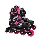 Patins Ajustáveis Monster High com Acessórios - Barão Toys