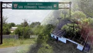 Municipio donde fueron hallados los cuerpos de 72 migrantes