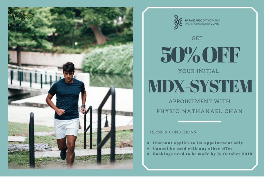 Nate MDX System
