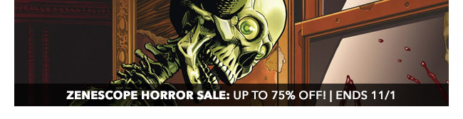 Zenescope Horror Sale: up to 75% off! | Ends 11/1