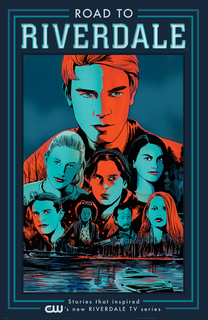 Road to Riverdale Cover