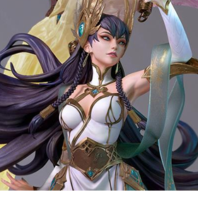 League of Legends Irelia 1/4 Scale Limited Edition Statue