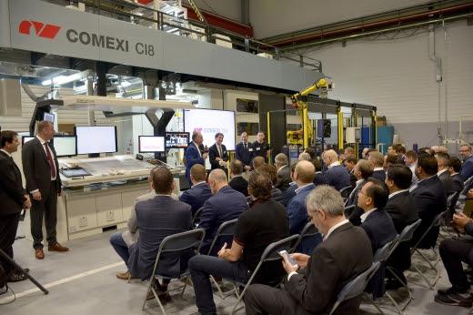 Comexi shows latest innovations in its revolutionary offset printing technology