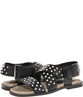 See  image DSQUARED2  Tuck Studded Sandal