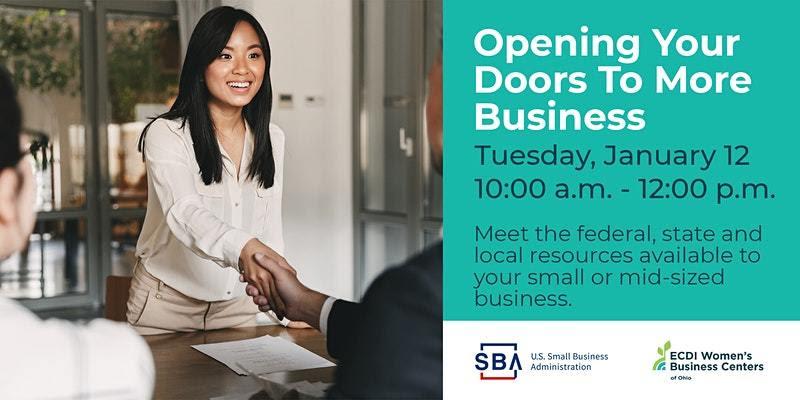 Opening Your Doors Tile