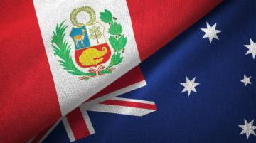 Establecen Consejo Empresarial Australia-Perú que promoverá el comercio y la inversión entre ambos países
