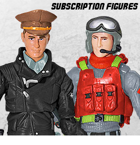 GI JOE SUBSCRIPTION FIGURE