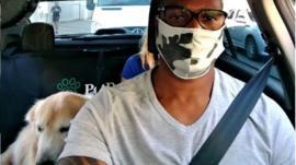 Motoristas de aplicativo trocam passageiros por pets, entregas de mercados e refeições na pandemia