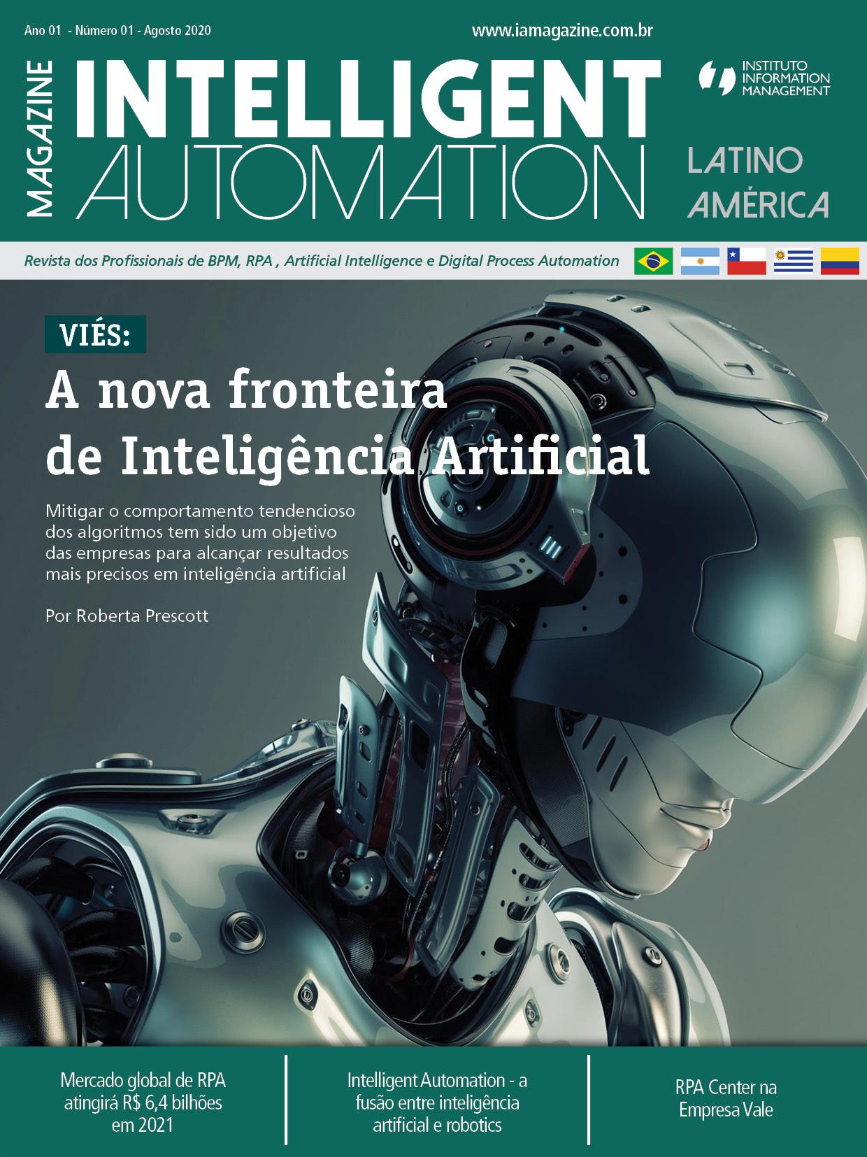 Revista INTELLIGENT AUTOMATION 01