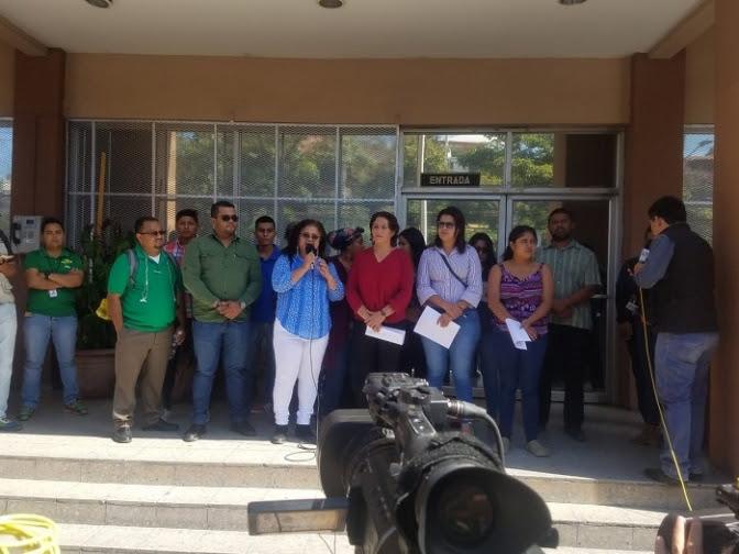 Campaña de criminalización y desprestigio denuncian defensoras de los derechos humanos de Colón