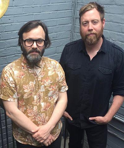 Stuart Bogie and Joe Russo