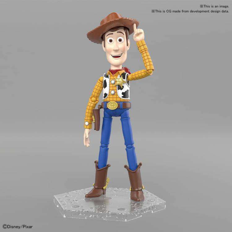 Image of Toy Story Cinema-rise Woody Model Kit - AUGUST 2019