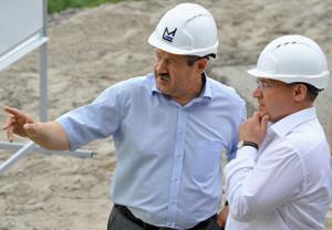 Чего ждут строители Петербурга от нового министра