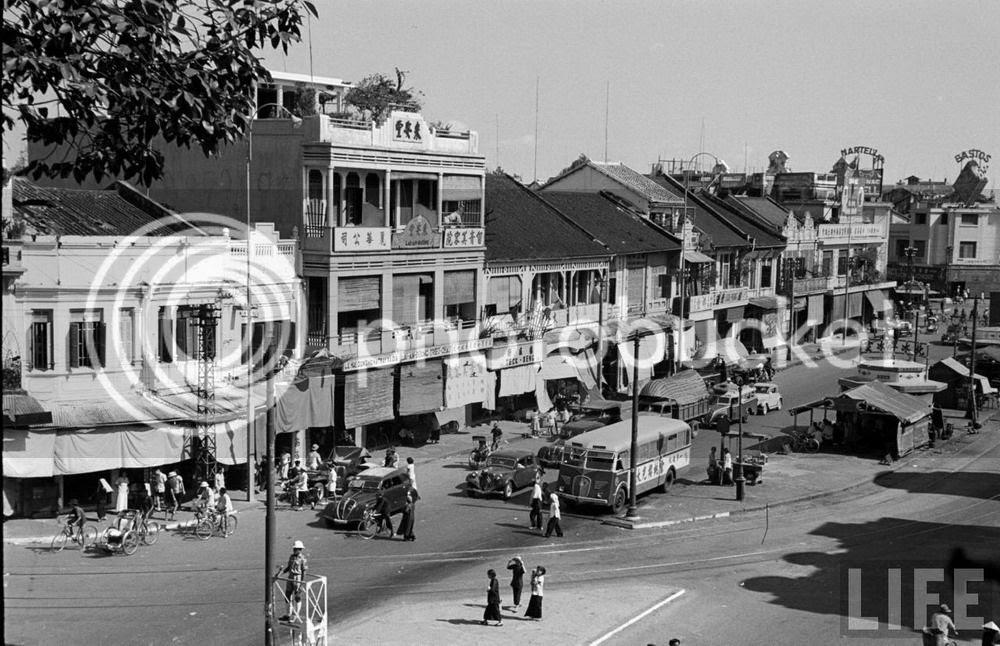 Kết quả hình ảnh cho hình chợ lớn mới năm 1970