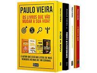Box Livros Paulo Vieira Vol. 1