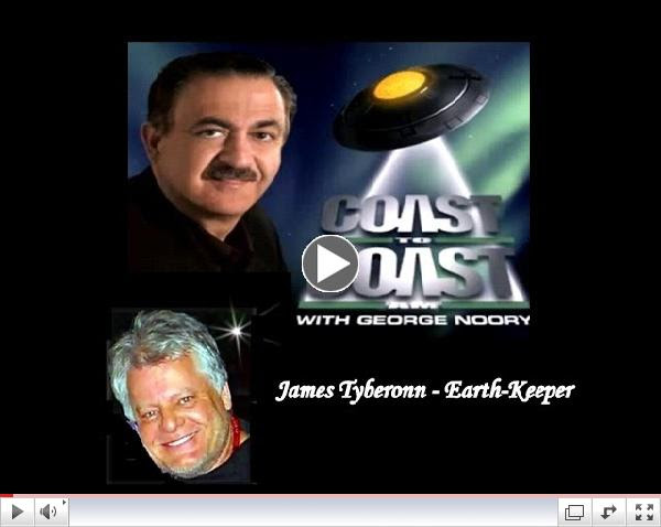 George Noory- J Tyberonn - C2C Live: Reincarnation-ET's-Time Travel-Psychic Healing