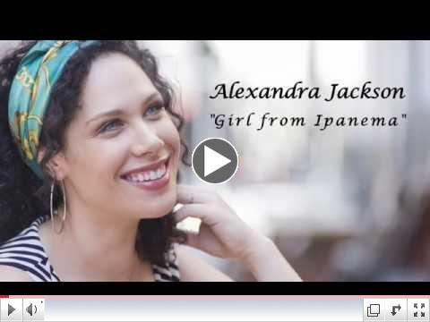 Alexandra Jackson Featuring Daniel Jobim -
