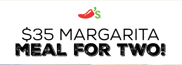 $35 Margarita Meal For Two!