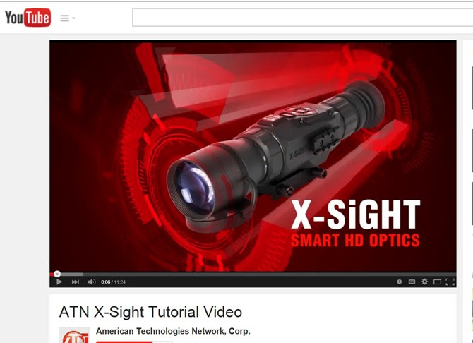 American Technologies Network Corp. (ATN) Launches X-Sight Video Tutorial on YouTube  Uncategorized