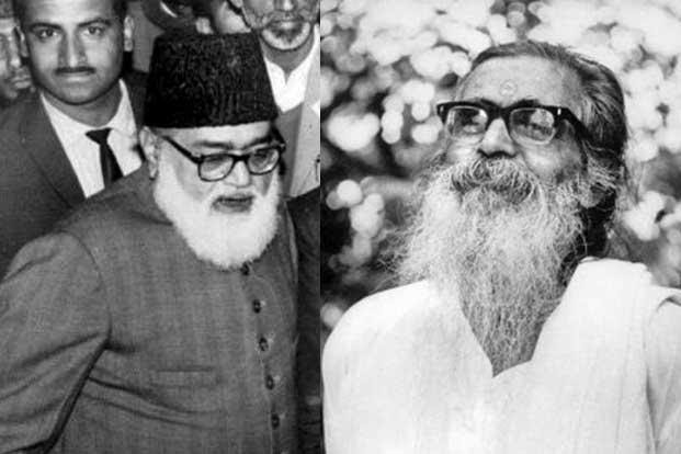 The gospels of Maududi and Golwalkar