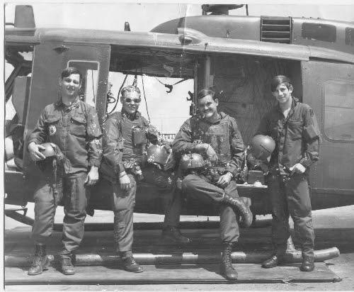 combat helicopter flight crews
