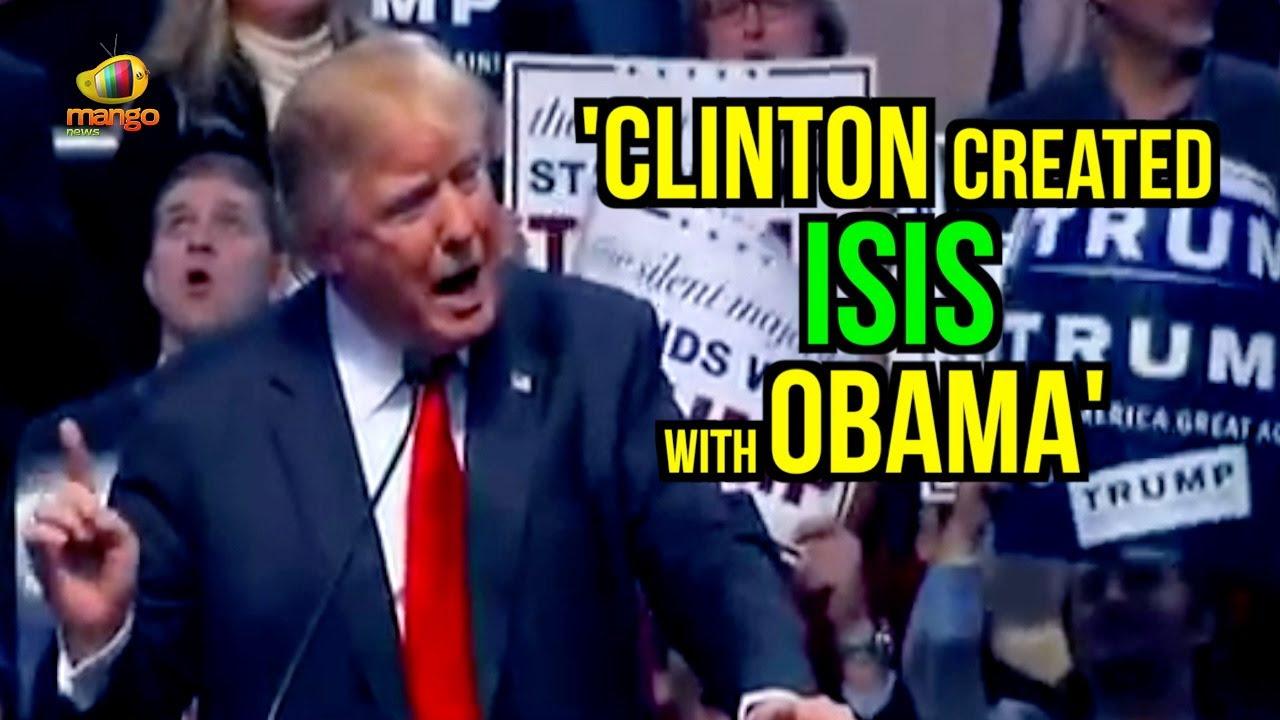 Resultado de imagen para HILLARY CLINTON Y ISIS