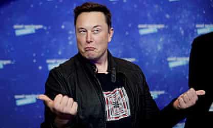 Elon Musk declared himself 'technoking'. He's just a hyper-capitalist clown