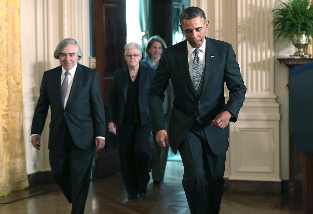 Obama Nominates New Energy Secretary, New EPA Administrator