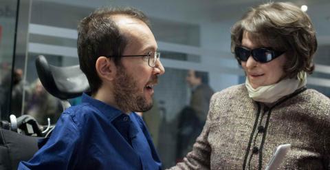 Kostadinka Kuneva, eurodiputada  de Syriza. /JUAN MANZANARA