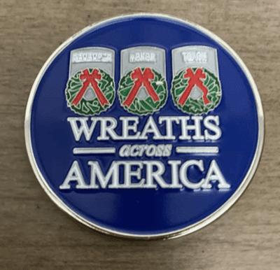 2021 WAA Challenge Coin