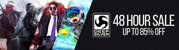 Deep Silver 48 Hour Sale