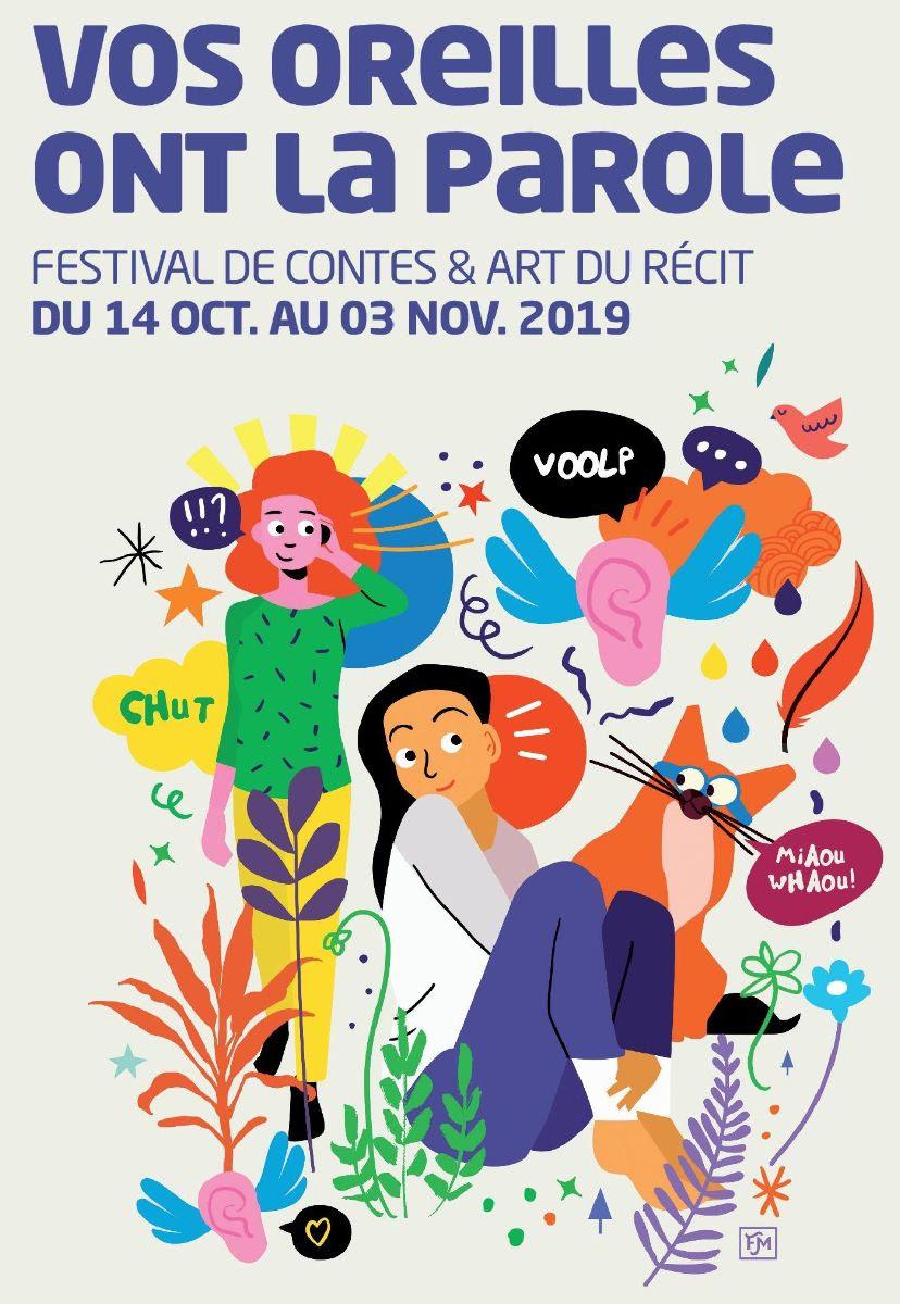 Givrés - Betschdorf (67) / Anne Grigis / Bibliothèque - Festival Vos Oreilles ont la Parole