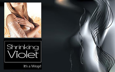 Shrinking Violet Body Wrap