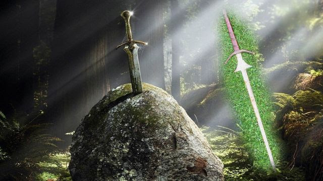 Ancient Legend Becomes Reality - 1,400 Years Later Excalibur Finally Discovered!