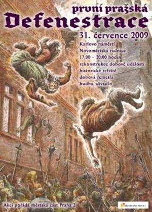 defenestration poster