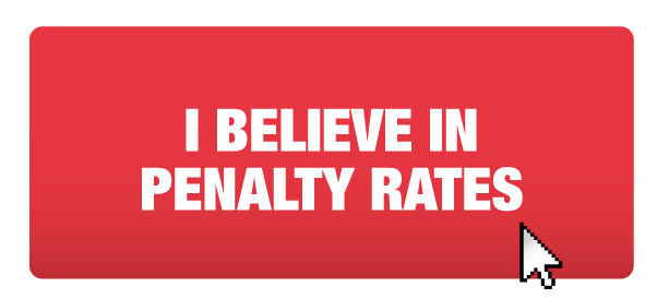 Click here: I believe in penalty rates