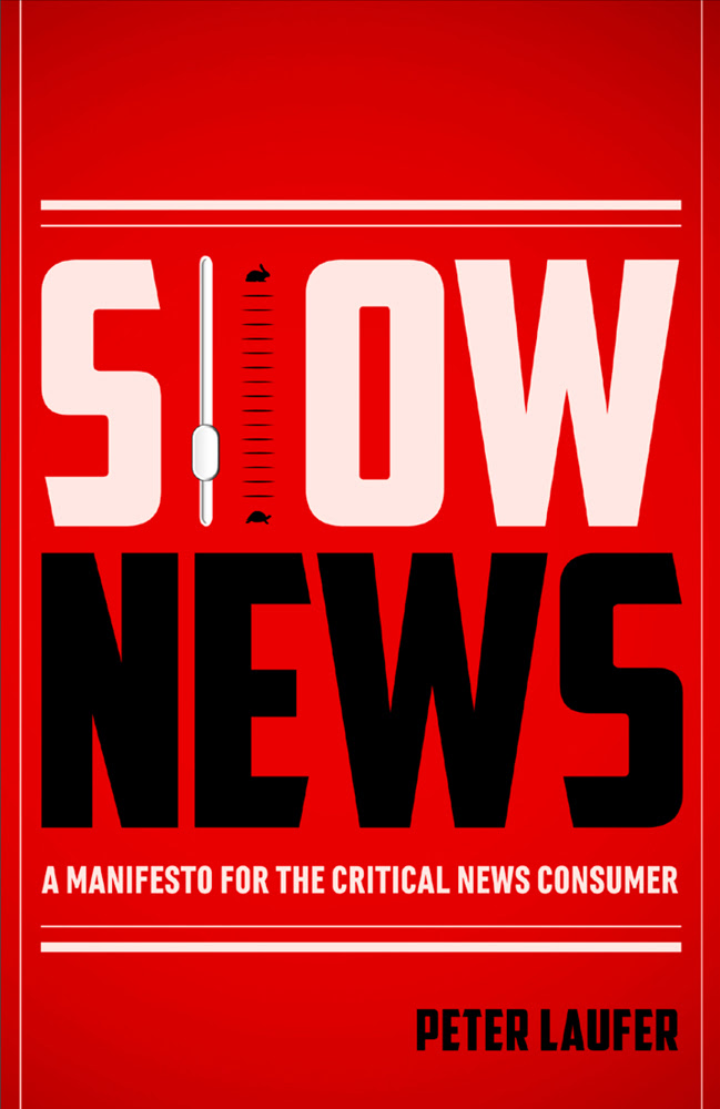 slow news book cover