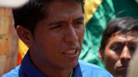 """Líder cocalero boliviano: """"La unidad es el arma letal para grandes victorias"""""""