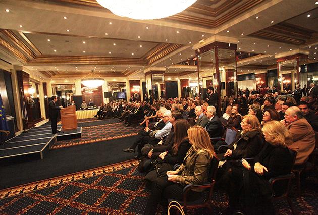 Κεντρική ομιλία Ν. Μηταράκη στην Αθήνα