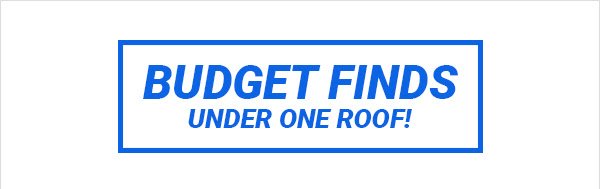 Flipkart Budget Finds - Save this email