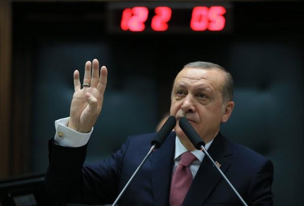 Το ΕΚ βάζει δύσκολα στον Ερντογάν - Πρώτα αναγνώριση της Κύπρου και μετά βίζα